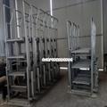 鹤管专用折叠活动梯,活动梯厂家 2