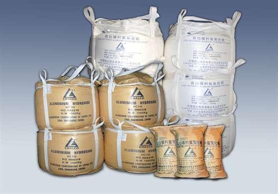 高白填料氫氧化鋁粗粉 5