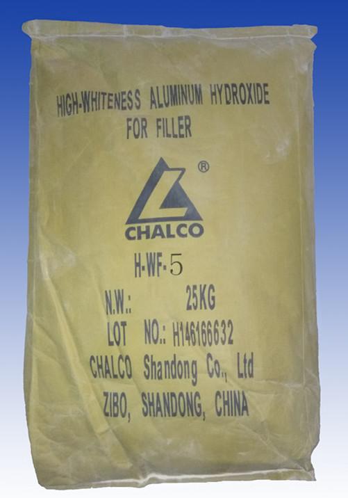 高白填料氫氧化鋁微粉 3