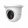IPC-1224E2 2MP Network IR Water - proof Dome Camera