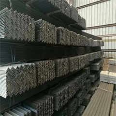 High Quality Hot Rolled Low Carbon Steel Bar Iron Steel Angle Bar