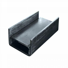 Professional A36/SS400/Q235/JIS Standard Sizes Mild Channel Steel