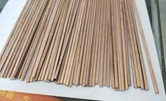 BCuP-2 带药皮铜焊条 磷铜焊条 带药皮银焊条