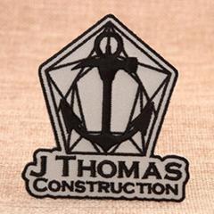 J Thomas Custom Patches
