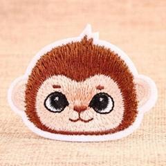 Monkey Head Custom Patches