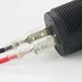 Dual USB Car Charger Socket Power Outlet Port for Car Boat Marine Rv Mobile 5