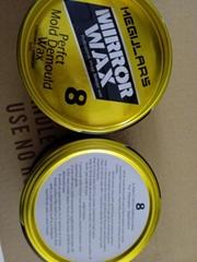 批發美國進口美光8號蠟玻璃鋼脫模蠟黃蠟