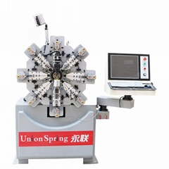 Manufacturer of precision gold wire jewelry CNC forming equipment