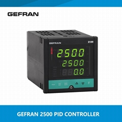GEFRAN 2500 controller made in Italy in stock