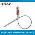 ZHYQ PT124G high temperature melt pressure transducer