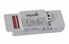 三段调光功能& 定时功能光控器