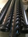杭州蕭紅塑膠PE材質集分水器PE地源熱泵管件 1