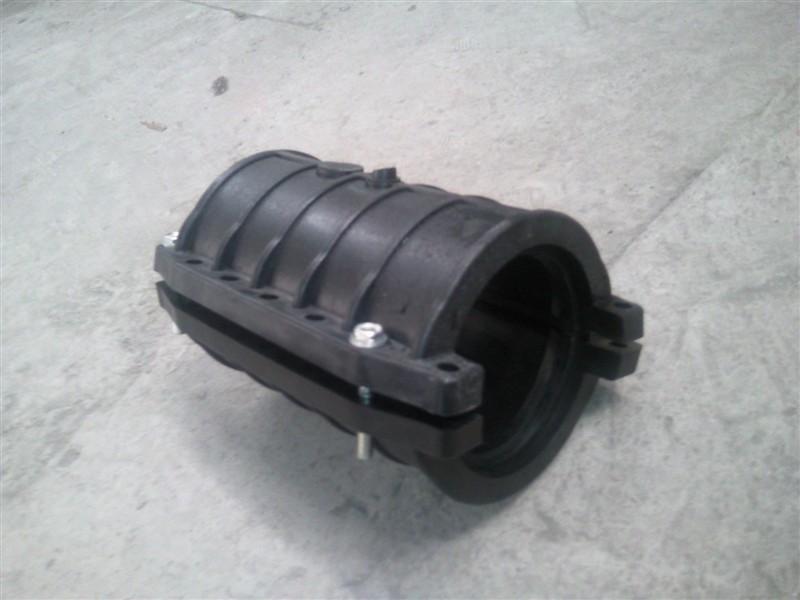 杭州蕭紅塑膠PE給水管件地源熱泵專用管件 5