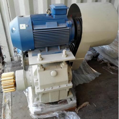 Shensen leather wooden drum Speed Reducer pneumatic brake tannery machine parts 2