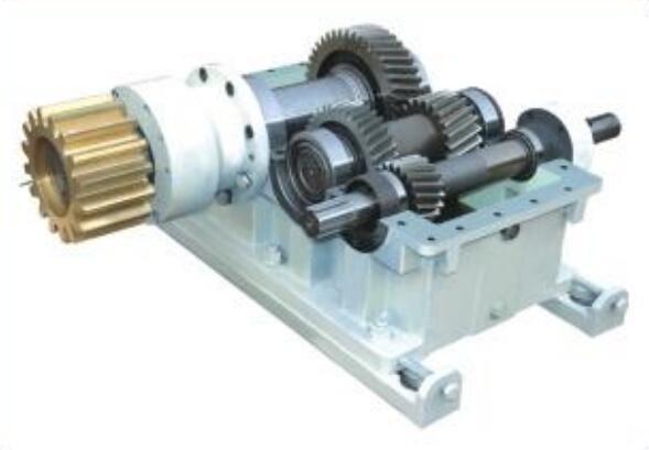 Shensen leather wooden drum Speed Reducer pneumatic brake tannery machine parts