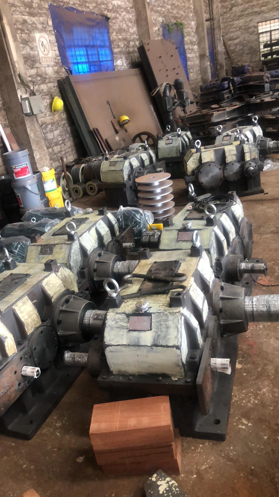 Shensen leather wooden drum Speed Reducer pneumatic brake tannery machine parts 3