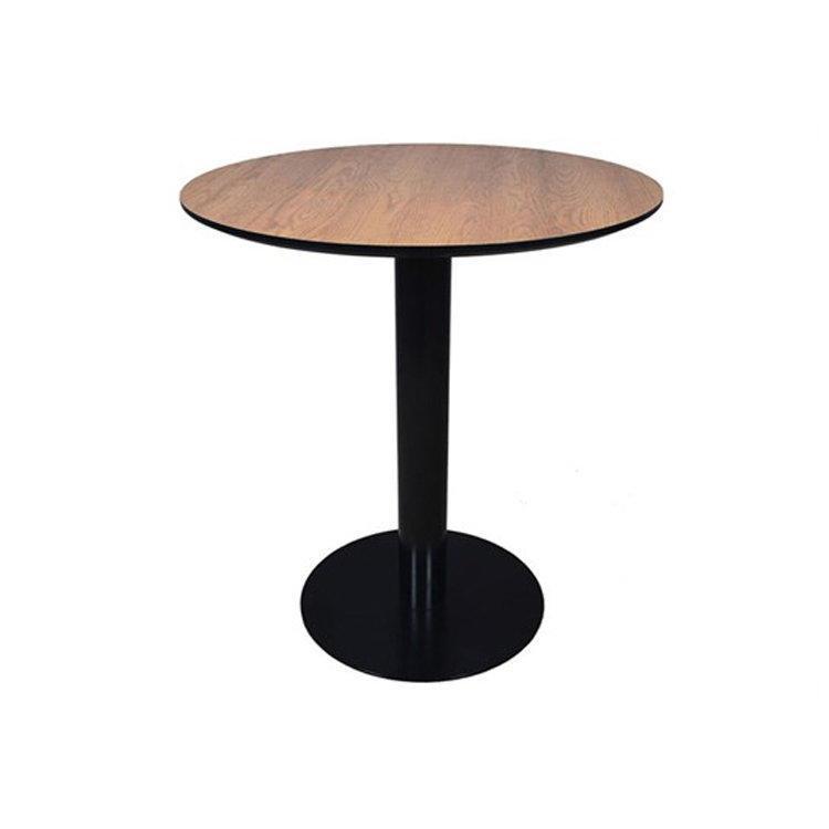 奶茶店餐桌椅供應商高檔大理石小圓桌定做 2