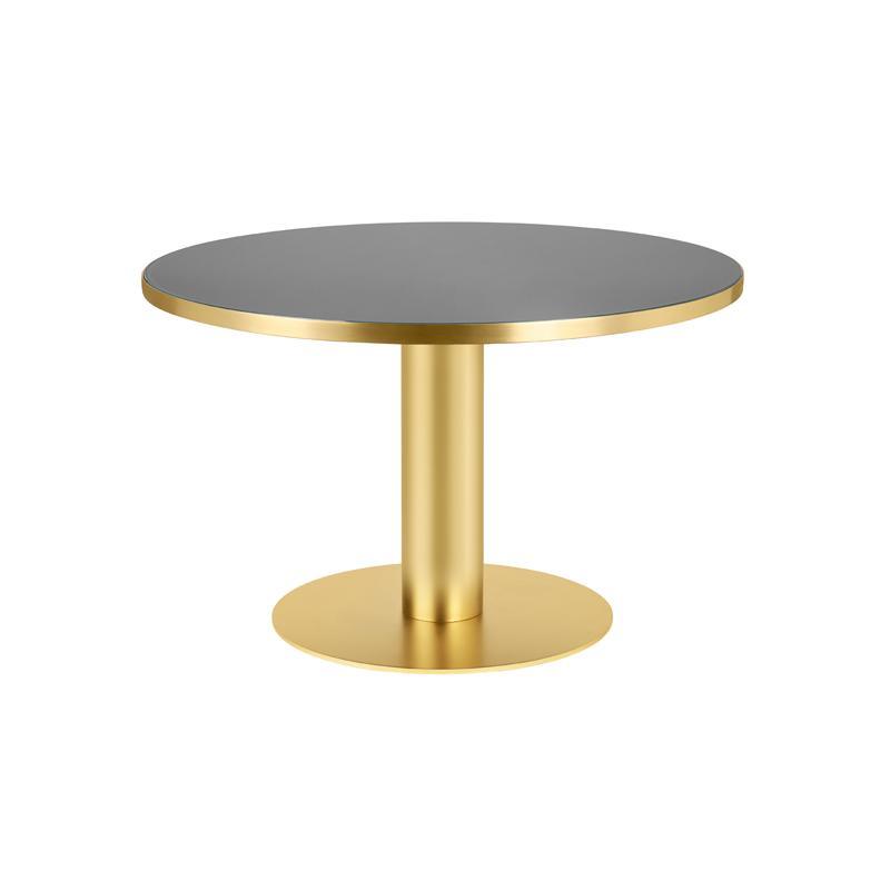 奶茶店餐桌椅供應商高檔大理石小圓桌定做 3