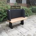 餐廳雙面沙發卡座椅子凳子 3