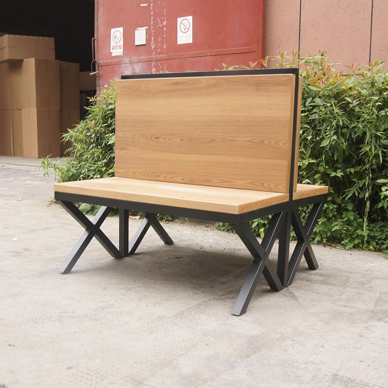 餐廳雙面沙發卡座椅子凳子 4