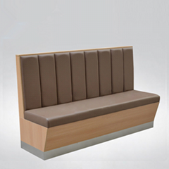 Restaurant card sofa