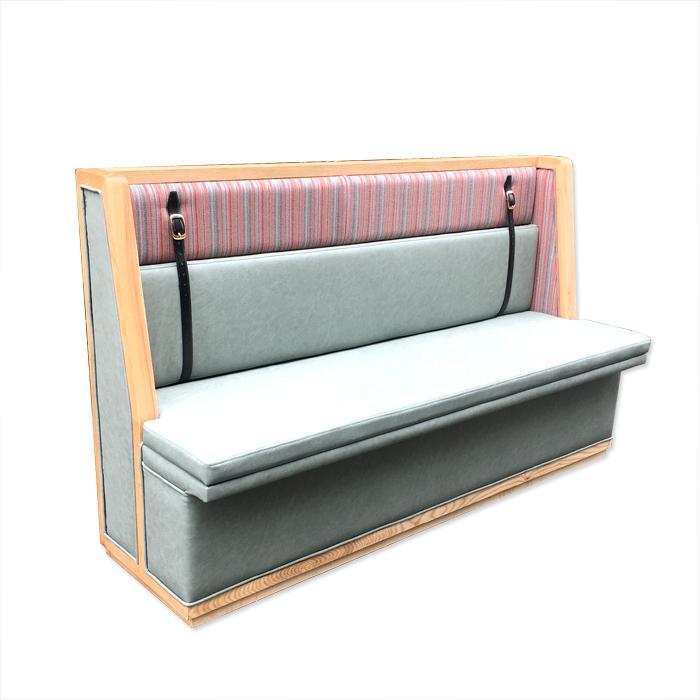 餐廳雙面沙發卡座椅子凳子 2