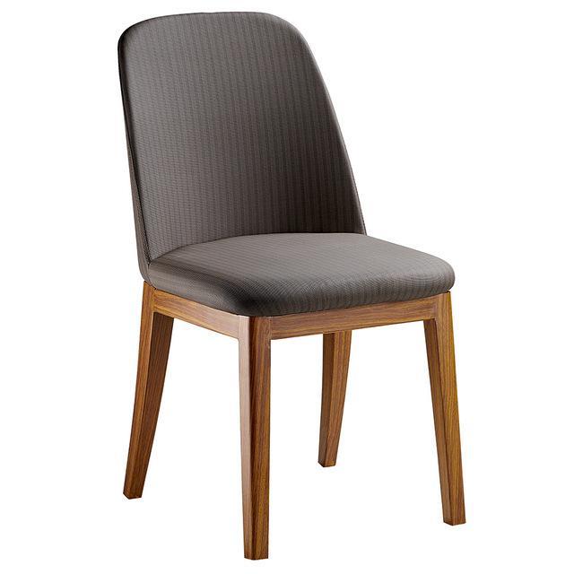 餐廳專用實木餐椅定做 5