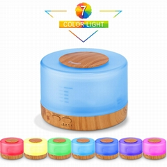RC Aromatherapy Machine Aroma Diffuser / Ultrasonic Air Humidifier for SPA Room