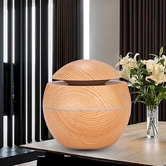 Ultrasonic Aroma Diffuser Natural Essential Oil Humidifier
