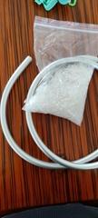 PVC透明粒子