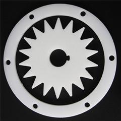 customized corrosion resistance UHMWPE machining parts