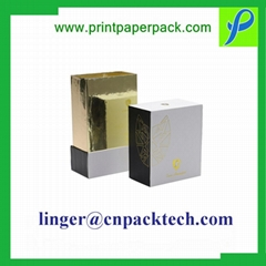 Exquisite Custom Design Jewelry Cosmetic Paper Gifts Watch Box