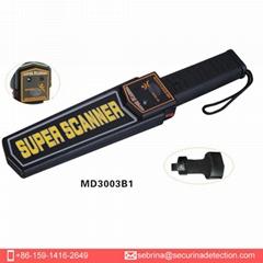 MD3003B1手持金屬探測器安全棒