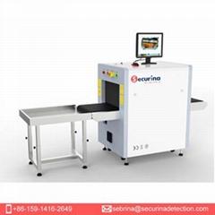 SA5030A 偽彩色或黑白圖像安全X射線行李掃描儀