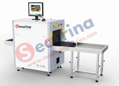 SA5030C彩色圖像正側角度行李X射線安全掃描儀