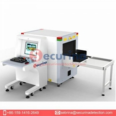 SA6040  X-ray Inspection  Luggage & Baggage Security Scanner- FDA & Ce Compliant