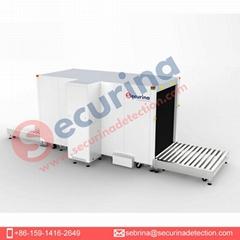 Securina雙畫面托盤和貨物X射線安全掃描儀(SA150180)
