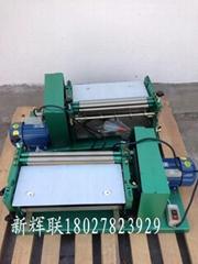 台式裱纸胶水机