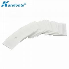 Power supply insulation thermally conductive alumina ceramic sheet