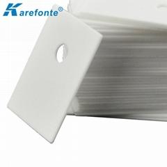 TO-220 alumina ceramic gasket