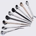 scaffolding wrench podger ratchet ring