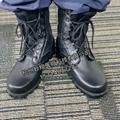 卫生应急户外靴子 野外靴子 作