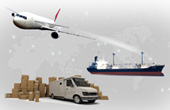 China to the United States air and sea express logistics service