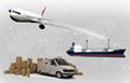 China to UK dedicated transport