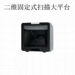 天津固定式条码扫描平台