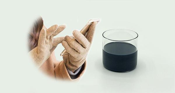 觸摸屏導電手套整理劑 1