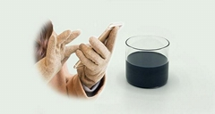 触摸屏导电手套整理剂