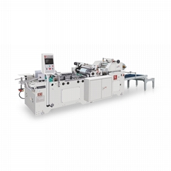 TC-650 1100 Full-Auto High Speed Window Patching Machine