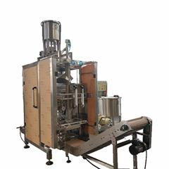 全自动蛋黄酱番茄酱防水涂料立式包装机