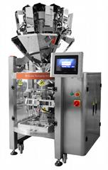 全自动组合秤立式机一体机膨化食品咖啡坚果意大利面
